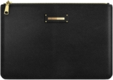 iDeal Of Sweden Louvre Computer Sleeve (Saffiano) (13″, Black)