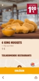 Bk 6 King Nuggets Gutschein