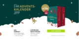 Degusta Box Adventskalender limited edition für 33,99€ statt 39,99€