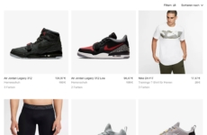 Nike End of Season Sale bis zu 30% auf Sale Artikel