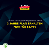 PureVPN Früh Black Friday Angebot 82% Rabatt