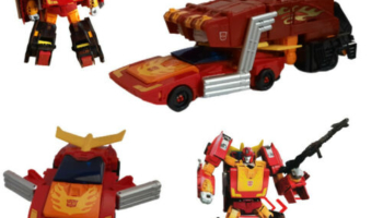Hasbro Transformers Rodimus Prime Actionfigur Piwer Of The Primes