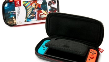 Nintendo Switch Travel Case Deluxe Mario Kart 8 für 14,99€ (Amazon Prime)