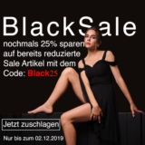 Prestije Black Friday Sale 25% & 10€ Angebote